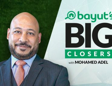 Cover for Bayut's Big Closers with Mohamed Adel