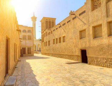 صورة من دبي القديمة
