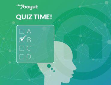 Bayut Quiz logo