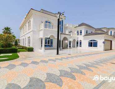 Luxury villa for sale in Palm Jumeirah