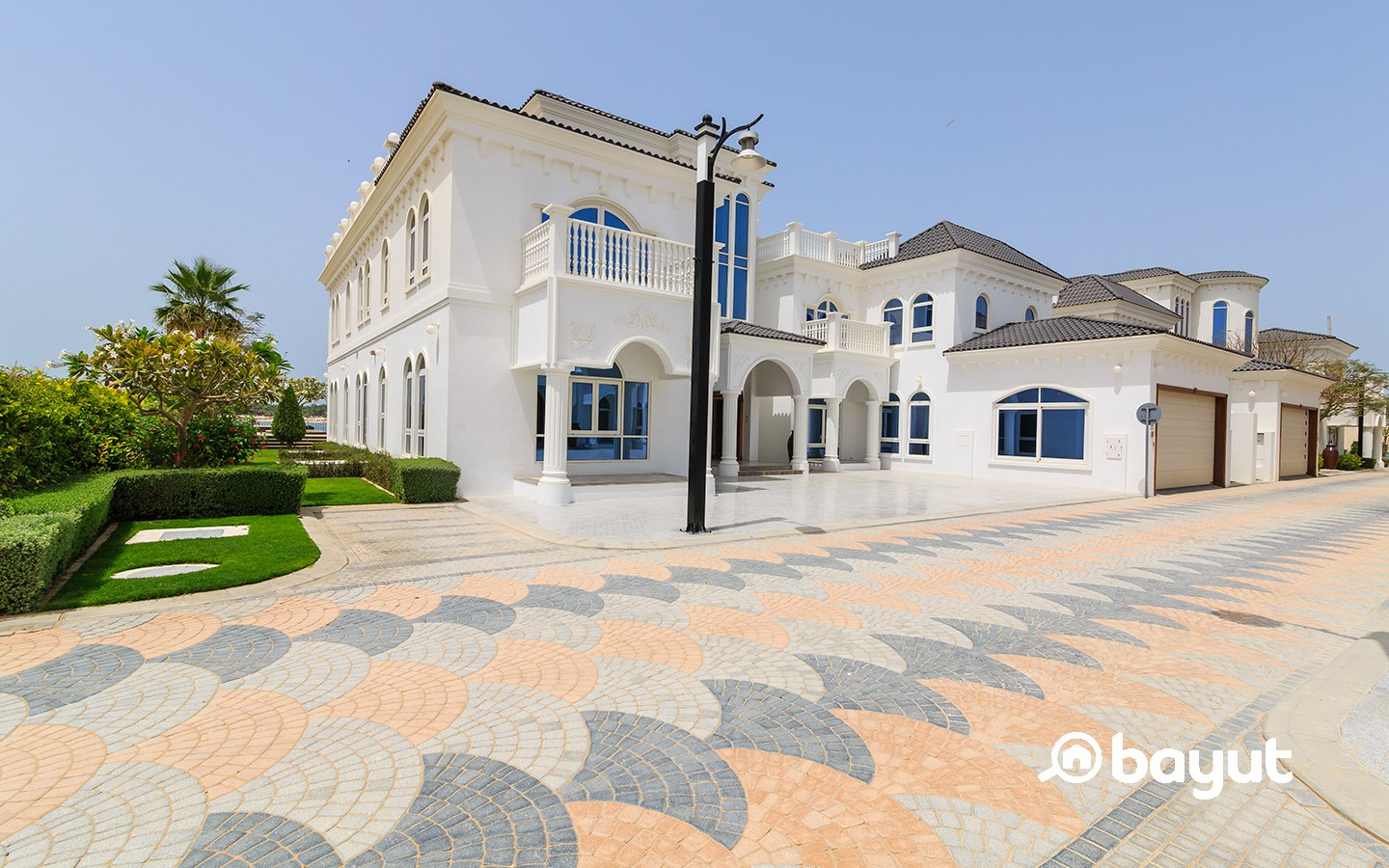 House of the week stunning aed 60m palatial mansion in palm jumeirah