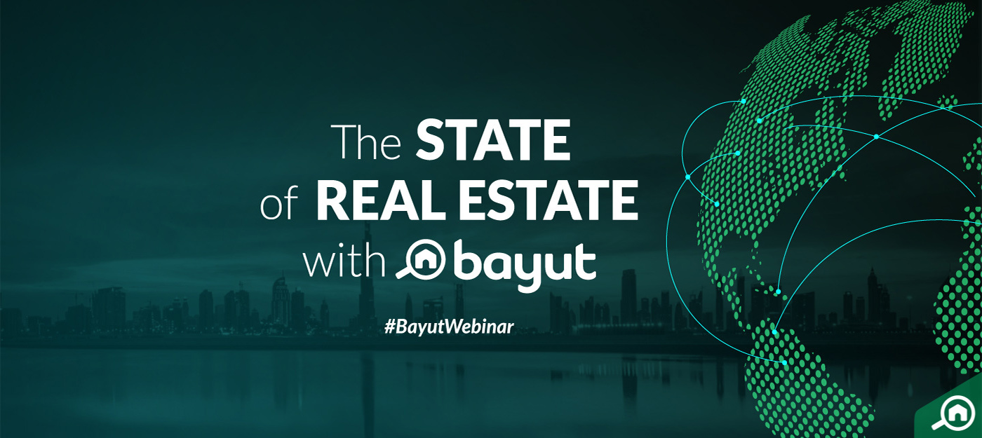 the state of real estate, bayut webinar