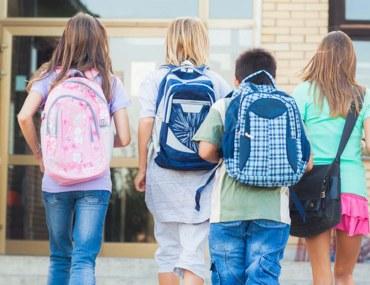 طلاب مدرسة