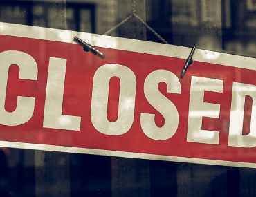 venues closed due to coronavirus