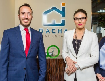 Agent and agency of the month Dacha real estate