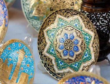 Islamic art in Dubai