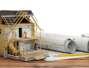 مخططات بناء منزل