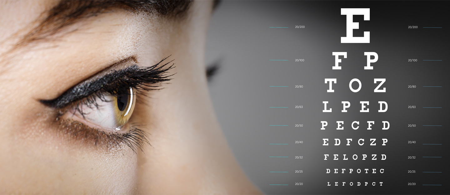 RTA-approved eye testing centres in DUbai