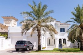 Upgraded villa for sale in Palm Jumeirah