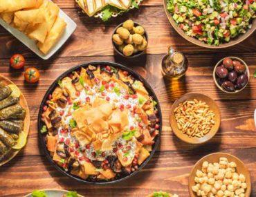 مطاعم لبنانية