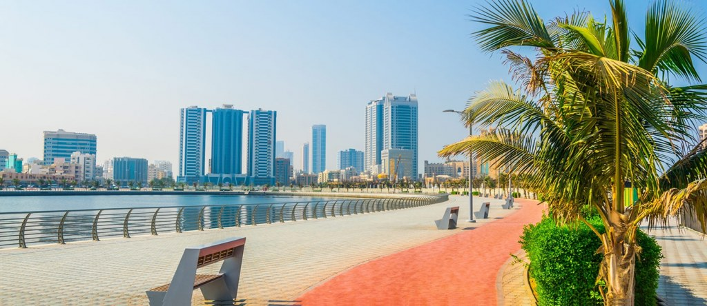 One of the most beautiful Park in Ajman