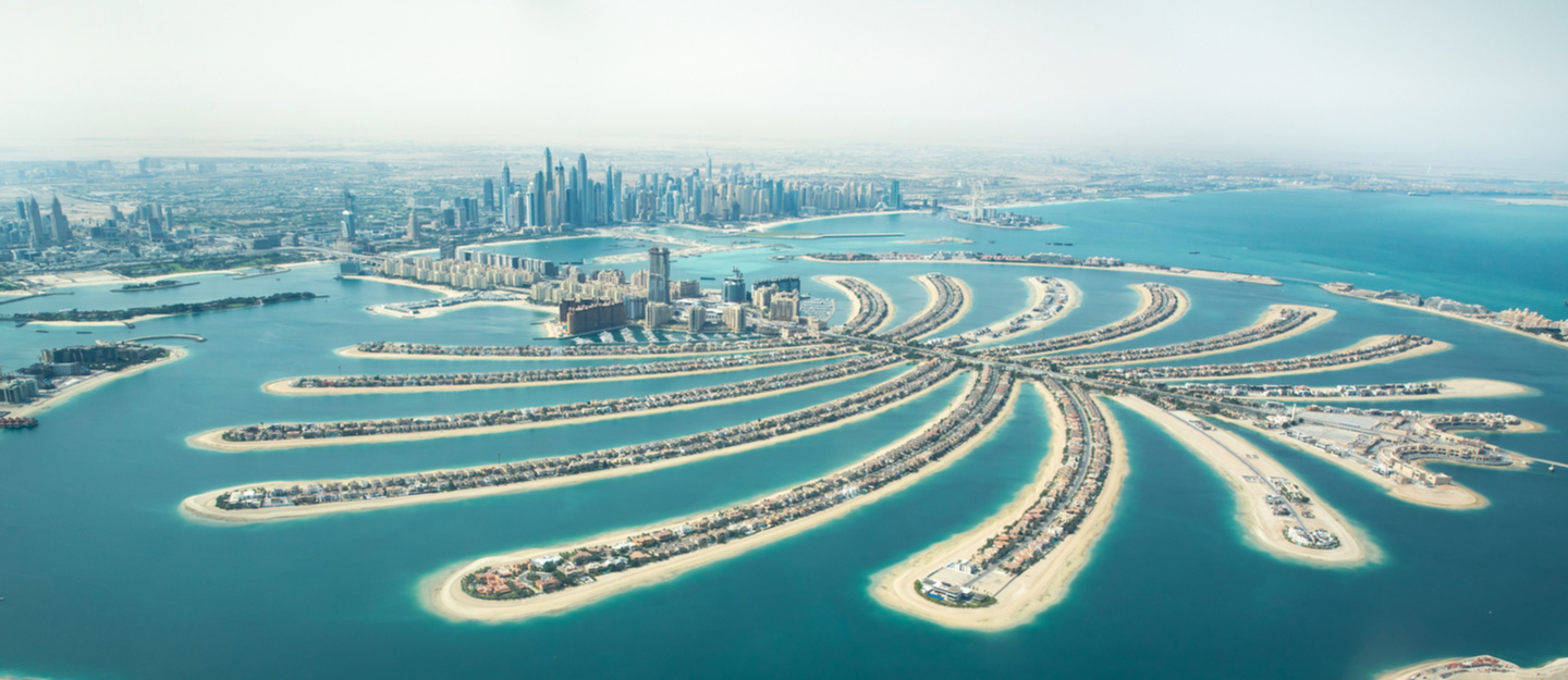 living in palm jumeirah