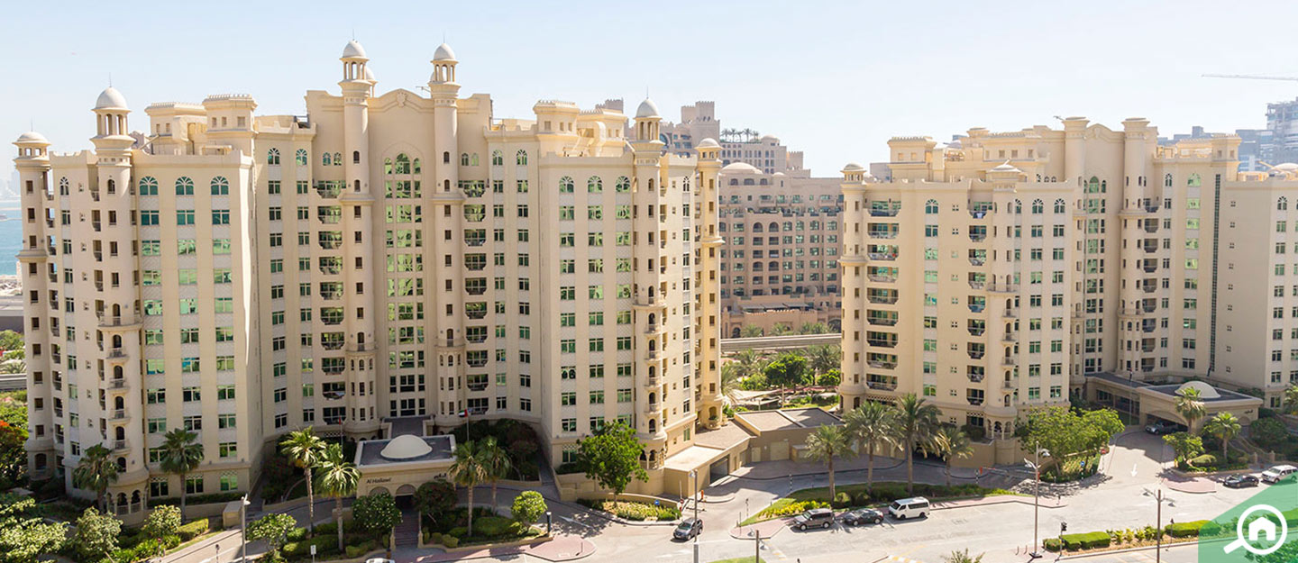 renting in Palm Jumeirah