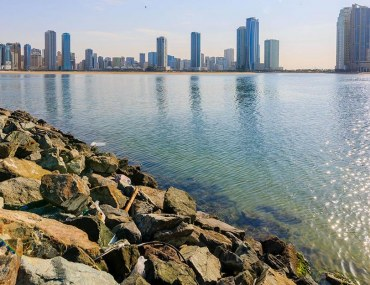 best areas to rent 1-bedroom apartments in Sharjah under AED 35k