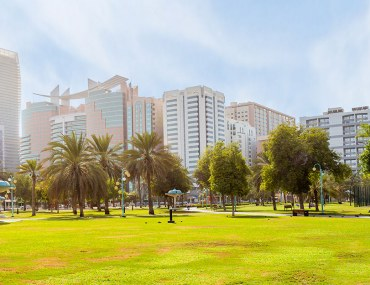 مباني سكنية في ابوظبي