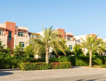 عقارات التاونهاوس المطورة ضمن أجمل المناطق السكنية داخل أبوظبي
