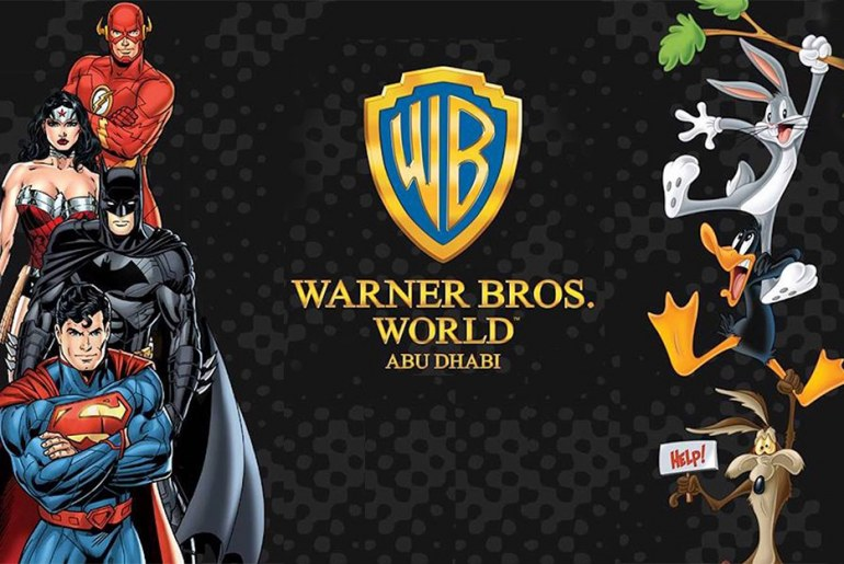 warner bros. world abu dhabi review