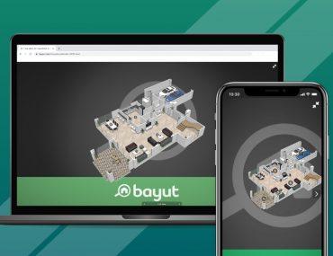 3D Live Floor Plans on Bayut