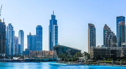 دبي وسط المدينة