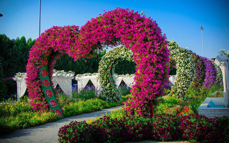 اماكن سياحية في دبي في الشتاء تستعد لاستقبال الآلاف من الزوار
