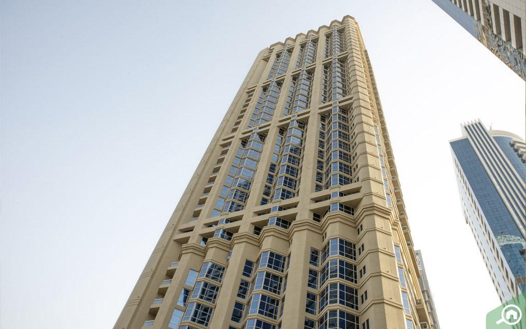 Apartment rentals in New Dubai Gate 1
