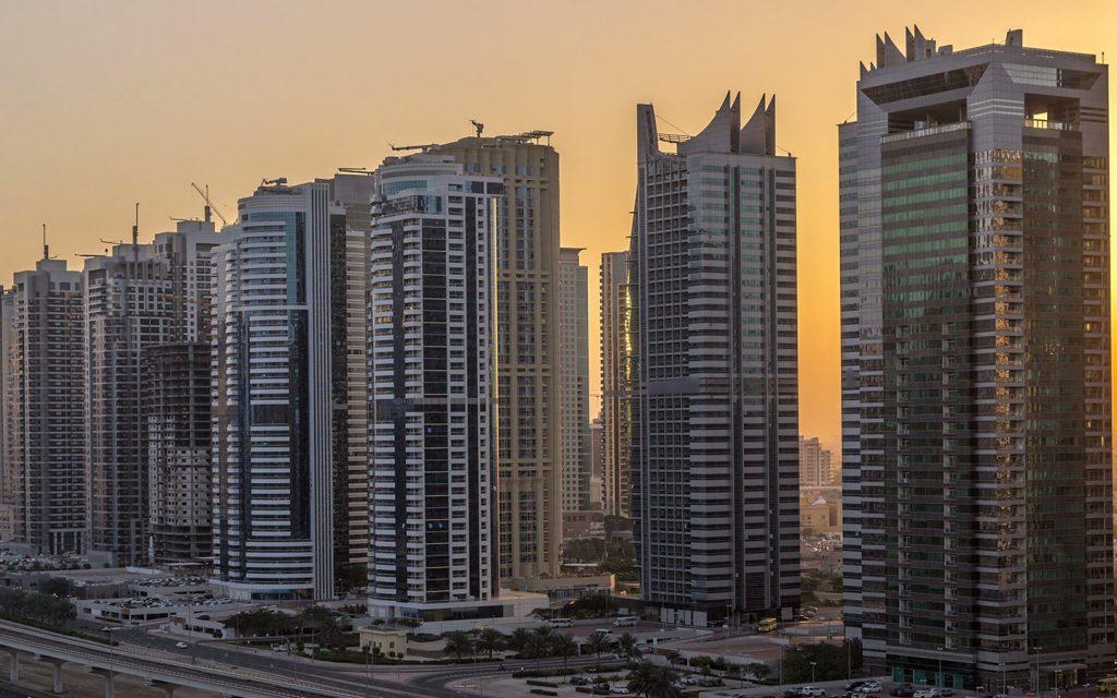 أبراج في دبي