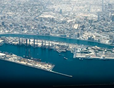 ميناء في دبي
