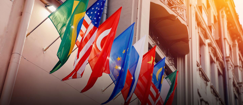 International embassies in UAE