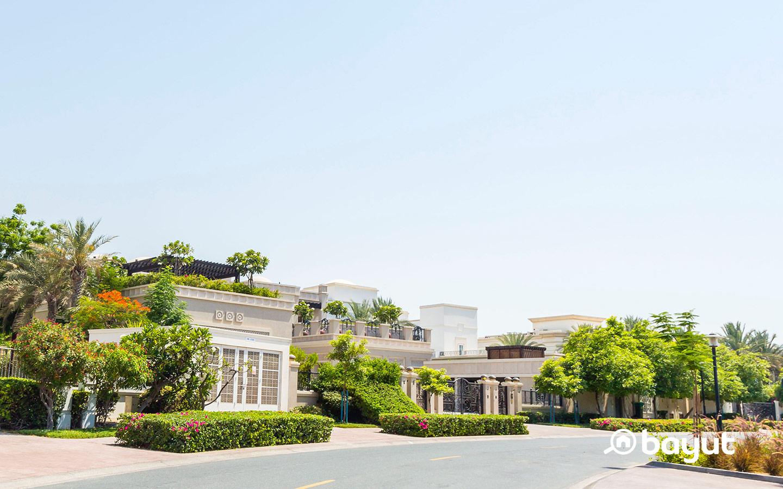 يعتبر مجمع تلال الإمارات مثالياً لمحبي الهدوء