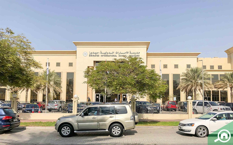 يحتضن مجمع السهول دبي مدرسة الإمارات الدولية ميدوز