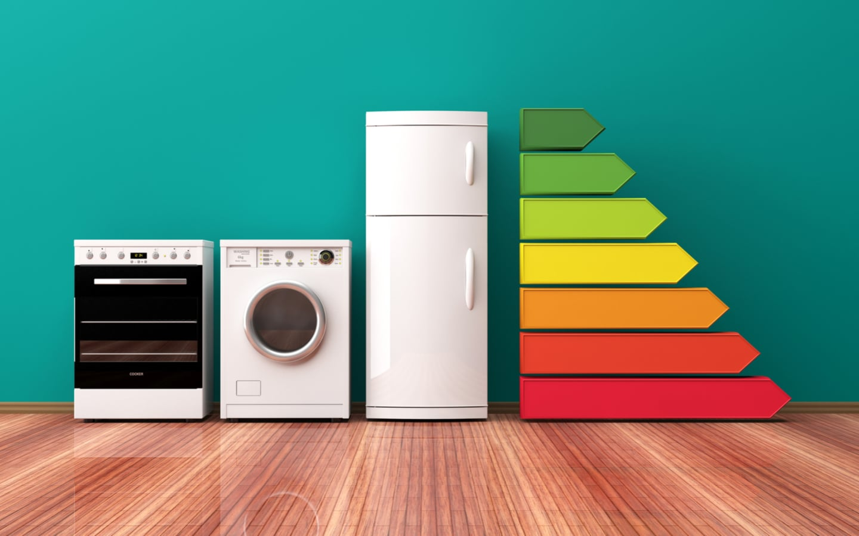 Energy efficiency of appliances