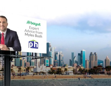Expert Advice Cover with Myles Bush from PH Real Estate