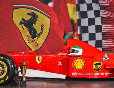 سيارة فورمولا 1 ابوظبي
