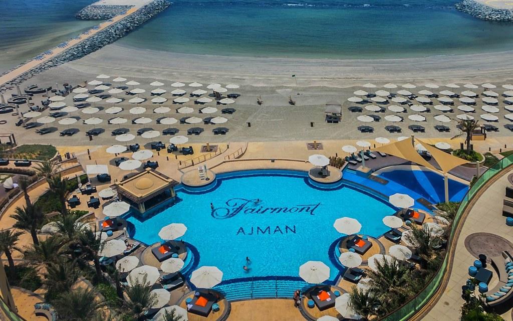 فندق فيرمونت عجمان