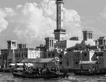 Dubai in old days
