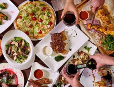 مأكولات مطاعم السيف مول