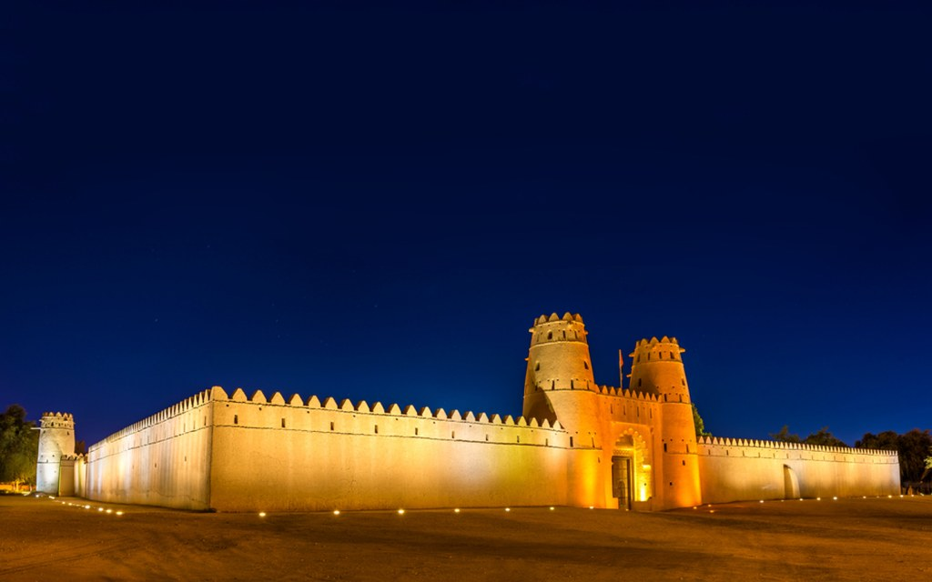 Al Jahili is a famous historical site in Al Ain