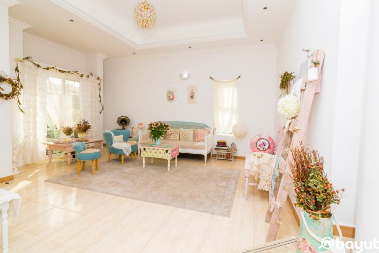 Upcycled furniture and interior decor in dubai