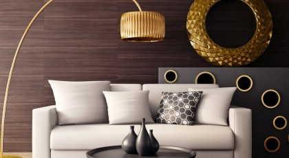 Gold Home Decor: Ways to Add a Touch of Gold to Your Rooms ...