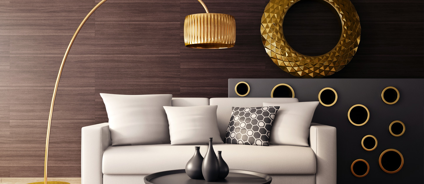 Gold Home Decor: Ways to Add a Touch of Gold to Your Rooms - MyBayut