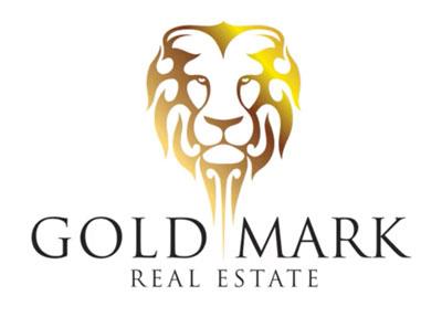 Goldmark real estate logo