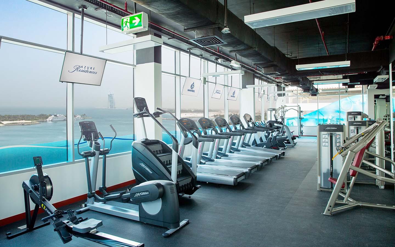 gymnasium Azure Residences