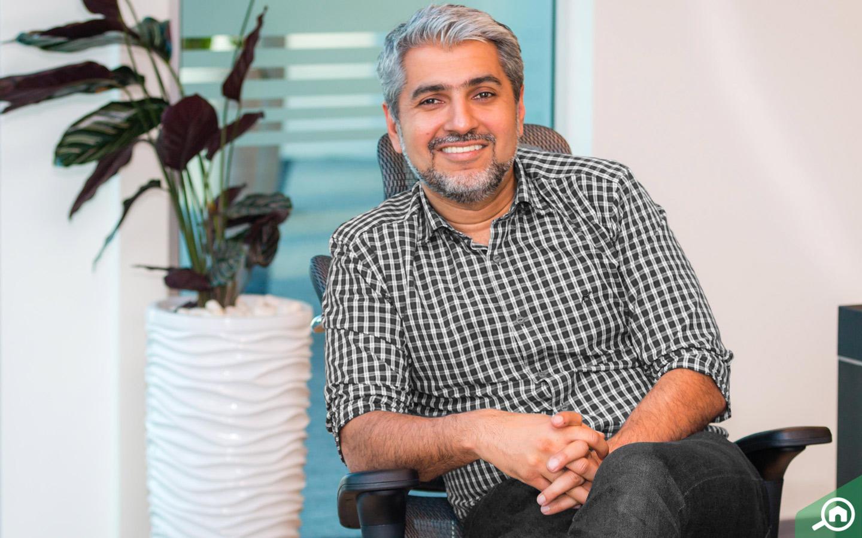 Haider Ali Khan CEO of Bayut