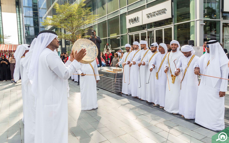 Harbiya Emirati Dances in d3