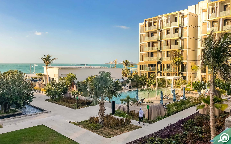 high-end apartments in Dubai