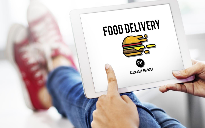 online food delivery in Sharjah