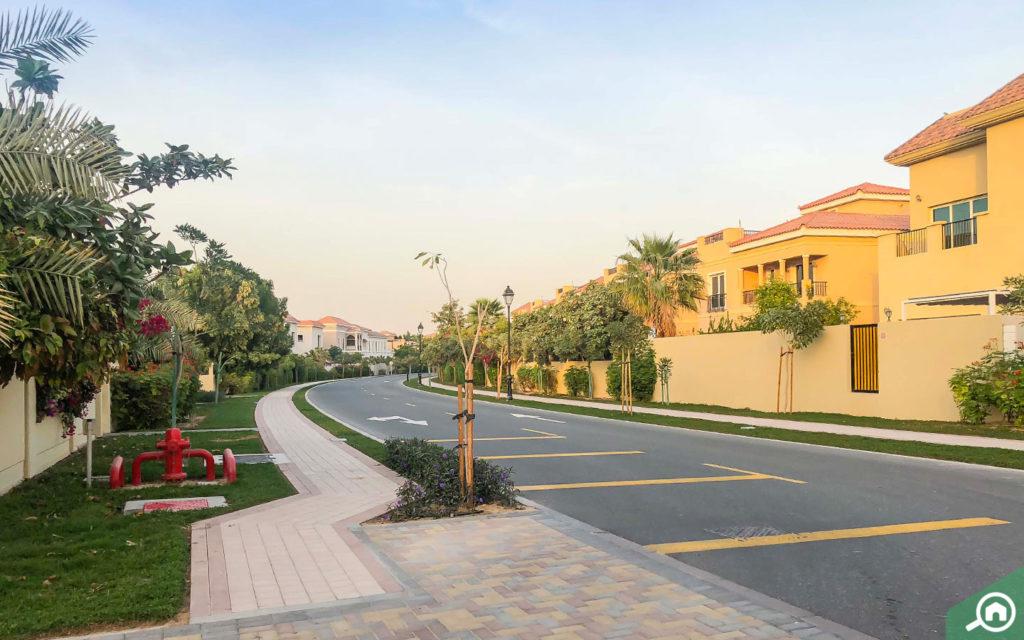 Homes in The Villa Dubai
