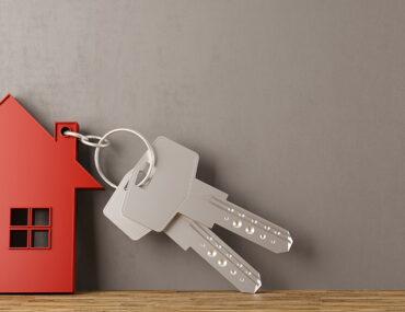 مفاتيح منزل صغير