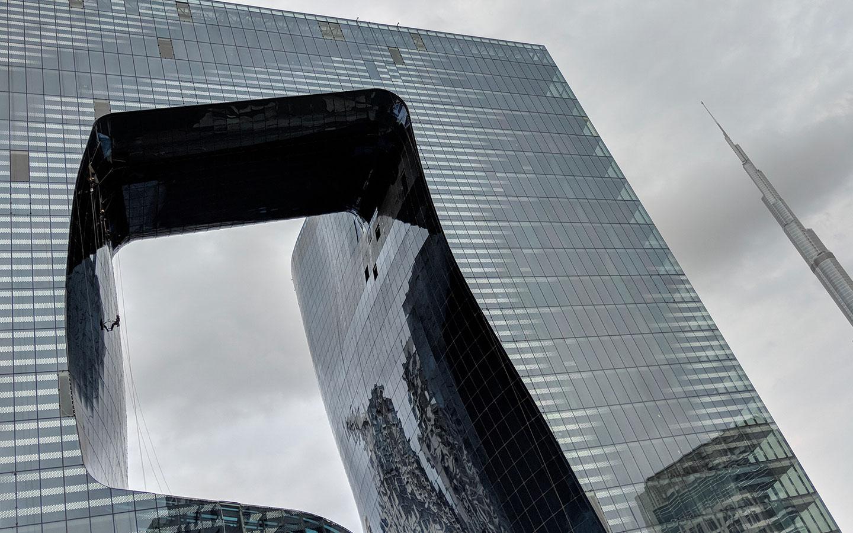 فندق ذا أوبس، أيقونة معمارية غير مسبوقة ستتوج المعمار العصري في دبي