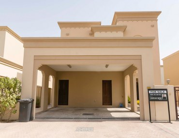 4-bedroom villa for sale in Arabian Ranches 2